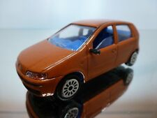 MAJORETTE FIAT PUNTO - BROWN/ORANGE METALLIC 1:43 - EXCELLENT CONDITION - 9