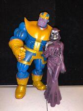 Marvel Thanos & Lady Death Action Figure Rare