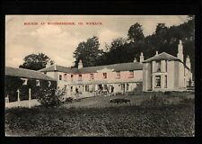 More details for woodenbridge co wicklow hunting hounds at the hotel postcard 1925 - ir159