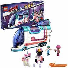 Lego Película 70828 Bus Disco Juego De Construcción Figura Gran Aventure 2