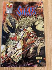Sinja Deadly Sins #1 American Entertainment Exclusive Edition w/ CoA 1270/3000