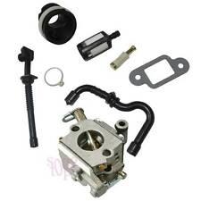 CARB CARBURETOR Intake Manifold Kit For Stihl 017 018 MS170 MS180 Chainsaw