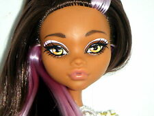 ** Sweet Summertime Clawdette ** Monster High OOAK custom art doll Clawdeen Wolf