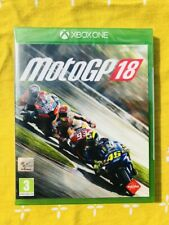 MOTO GP  MOTOGP 18 XBOX ONE NEUF SOUS BLISTER VF