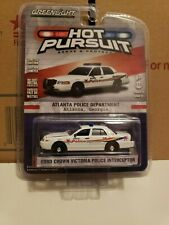Greenlight Hot Pursuit Atlanta Police Ford Crown Victoria