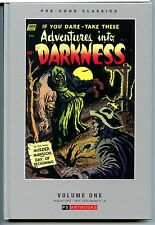PreCode Classic: Adventures into Darkness Vol 1. Hardcover Bookshop