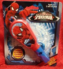 Marvel Spiderman Whistle With Lanyard Musical Instrument Brand New