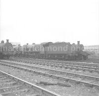 Rugby Patriot 45518 Bradshaw Railway Negative RN047