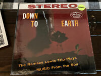 Ramsey Lewis Trio - Down To Earth  Music From The Soil - Mercury SR 60213 Vinyl