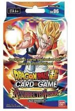 Dragon Ball Super - Card Game Italian Resurrected Fusion Starter 06 (51 Cards)
