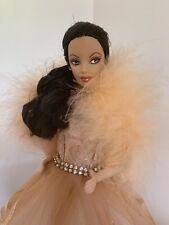 Barbie model muse doll - OOAK Rare Custom Barbie Collectible Exotic Look