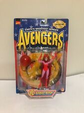 Vintage - Avengers - Scarlet Witch - Action Figure - Gravity Defying Hex Blast