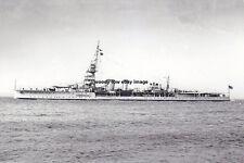 rp15791 - Royal Navy Warship - HMS Curacoa , built 1918 lost 1941 - photo 6x4