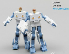 Transformers Dr. Wu DW-P23 new father and son patted Head accessories