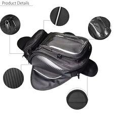Universale Impermeabile Magnete Moto Olio Serbatoio Benzina Borsa Zaino &