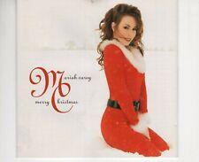CD MARIAH CAREYmerry ChristmasEX+ (B3886)