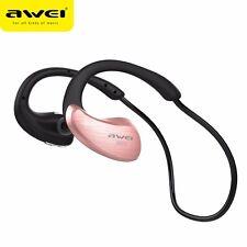 Waterproof Wireless Bluetooth Headset Sports Earphone Stereo Headphone