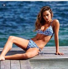 Kookai  Bikini In Camilla Print GISELLE Top Atlantic Bottom Bnwt Free Post (e84)