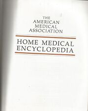 The American Medical Association Home Medical Encyclopedia by Charles B....