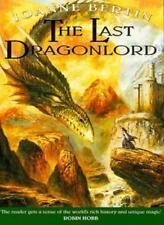 The Last Dragonlord (Earthlight)-Joanne Bertin