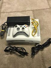 Microsoft Xbox 360 White Console hdmi