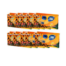 40 Pcs SunFlash D-10 Single Use 35mm Film Disposable Camera with Flash, 2019