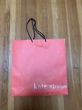 Kate Spade Hot Pink Large Paper Shopping Bag