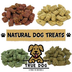 Natural Dog & Puppy Treats, Training Reward, Grain Free | Natural Biscuits