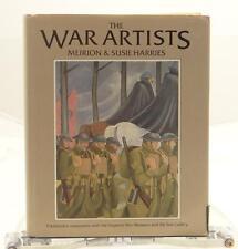 Book War Artists British Official Twentieth Century 1983 Meirion Susie Harries