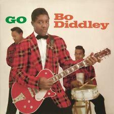 Bo Diddley - Go Bo Diddley + 2 Bonus Tracks [New Vinyl LP] Bonus Tracks, Ltd Ed,