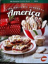2015~CHRISTMAS COOKIE BOOK Cookbook-WE Energies Wisconsin Electric Power Co.