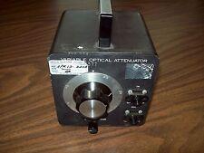 Nortel Variable Optical Attenuator Model 3000, 30db