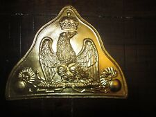 OLD GUARD Bearskin plate French Napoleonic