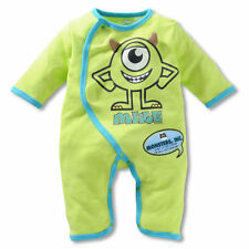 Newborn Baby Boy Animal Bodysuit Outfit Costume Romper Cotton Clothes 9-12M 5