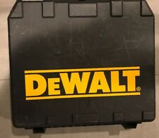 DeWalt HARD CASE ONLY DC983KA Cordless Power Drill Fits Others Metal Latching