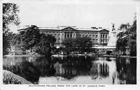 BR61272 buckingham palace from the lake in st james park london real photo   uk