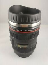 Caniam Camera Lens Thermos As Canon EF 24-105mm f/4.0L Coffee Tea Mug Cup 1:1