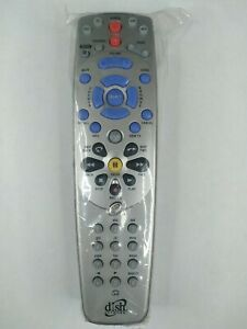 Genuine Dish Network 113143 Platinum UHF SAT TV VCR AUX Remote Control DKNAMTX
