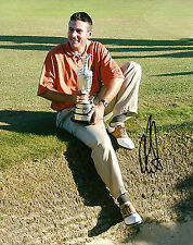 Ben Curtis Hand Signed 8x10 Photo Autograph Signature PGA Golf