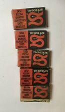 Vintage New Unused 1970's Speedball Pen Nibs 34 in Orig Boxes, 19 Loose (52)