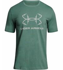 Under Armour * UA Fish Hook Sportstyle Tshirt Green