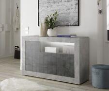 Sideboard Kommode 138cm Beton Optik/ Ossido grau