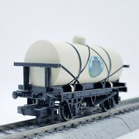 Bachmann HO Thomas & Friends Cream Tanker Car CGI Style - Hornby Compatible OO