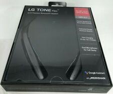 Lg - Hbs-Xl7 - Tone Flex Neckband Bluetooth Wireless Stereo Headphones - Black
