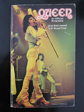 QUEEN  :  OFFICIAL 1976 BIOGRAPHY - INCL USA TOUR - LARRY PRYCE BOOK