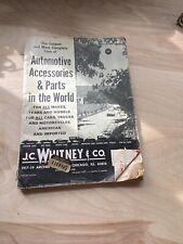 J C Whitney Co Catalog 1970 Auto Parts Accesories Antique Vintage Magazine #279