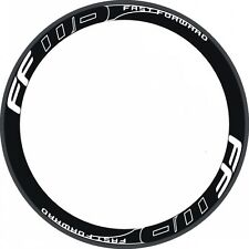 FAST FORWARD Deep Rim Wheel Decals Stickers Replacement Kit For 700C 2RIMS