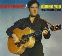 Elvis Presley - Loving Youalternate Album (NEW CD)