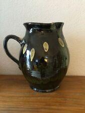 broc  pichet  terre vernissee  -  savoie poterie savoyarde -