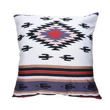 2018 Fashion Print Pillow Cases Polyester Sofa Car Cushion Cover Home Decor Sky Blue